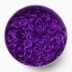 Violet aluminium, 1,2x5,0 mm