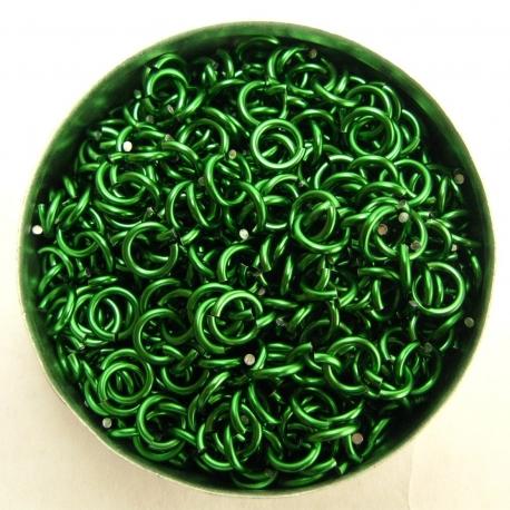 Groen aluminium, 1,2x4,1 mm