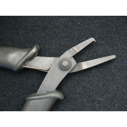 Split ring pliers