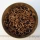 Gezaagd brons, 1,2x5,8 mm, 100 ringen