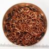 Gezaagd roodkoper, 1,2x5,8 mm, 100 ringen