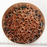 Saw-cut copper, 1.2x4.1 mm, 100 rings
