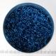 Blauw aluminium, 0,8x4,2 mm