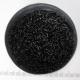 Zwart aluminium, 0,8x3,4 mm