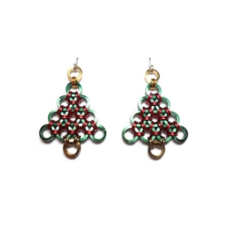 O Tannenbaum earrings kit