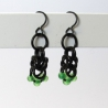 Neon Delight earrings