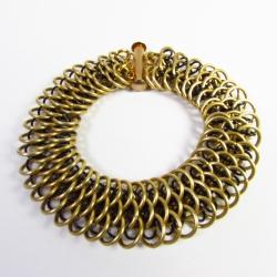 Craft kit - Dragonscale bracelet