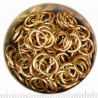 Saw-cut brass, 1.6x8.2 mm, 100 rings